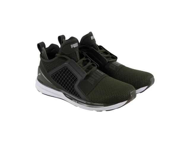 Puma Ignite Limitless Weave Forest Night Forest Night Mens