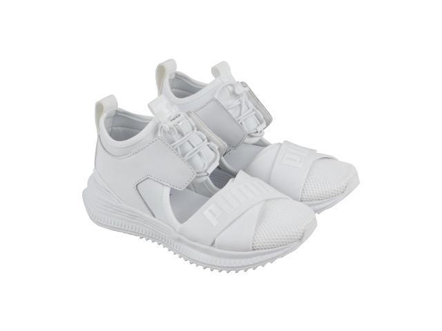 7dced68047a3 Puma Fenty Avid Puma White Drizzle Womens Athletic Training Shoes ...