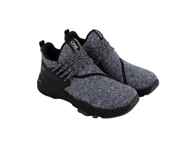 03a6aa0263eb Skechers One Element Ultra Atomic Black Gray Womens Athletic Training Shoes
