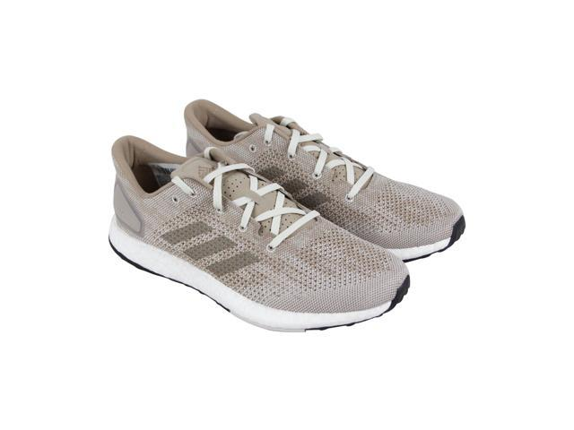 c81f38d5e Adidas Pureboost Dpr Trace Khaki Simple Brown Mens Athletic Running Shoes