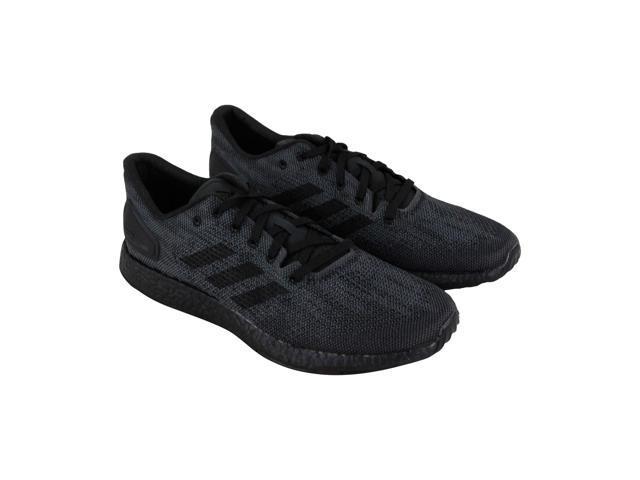 39f095658 Adidas Pureboost Dpr Ltd Core Black Core Black Carbon Mens Athletic Running  Shoes