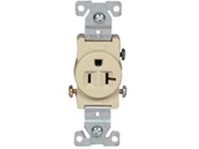 Receptacle Sngl 125v 20a 2p Cooper Wiring Gfci Receptacles
