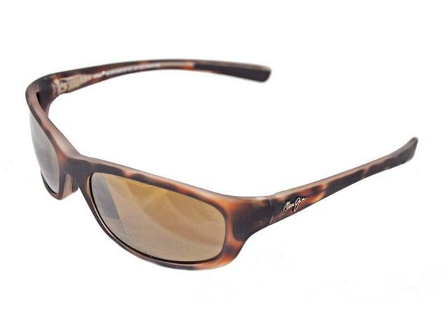6877e5363462 Maui Jim Kipahulu Matte Tortoise Rubber H279-10MR Glass HCL Bronze Polarized