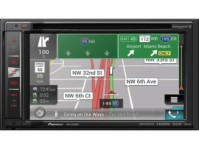 new concept d9f25 434b3 Pioneer AVIC-6200NEX In-Dash Navigation Receiver