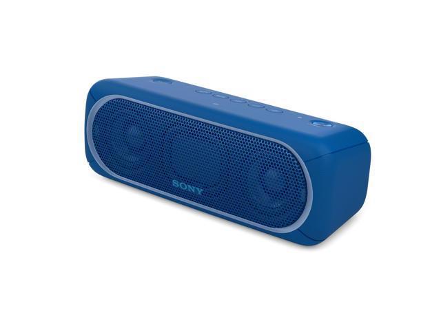 Sony XB30 Portable Wireless Bluetooth Speaker, Blue (2017 Model) SRS-XB30/BLUE