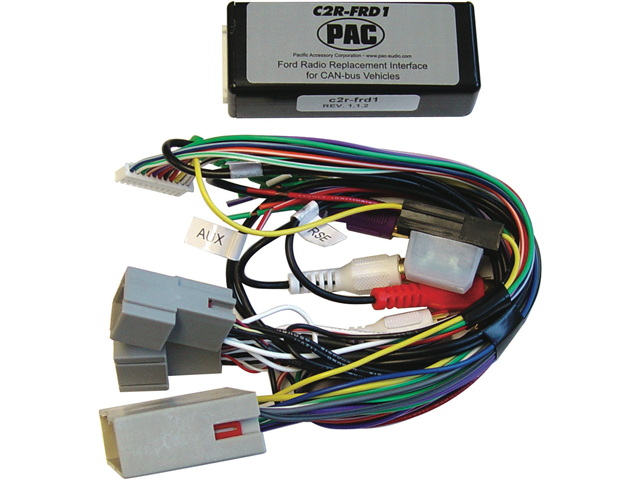 Ford//Lincoln Vehicles PAC C2R-FRD1 Radio Replacement Interface for Select 2005