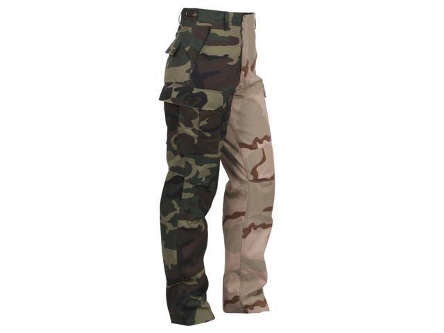 Rothco Two-Tone Camouflage BDU Pants 5f5ab1446b6