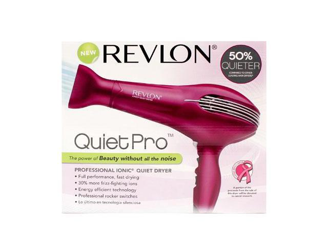 Image Result For Revlon Quiet Pro Hair Dryer Review