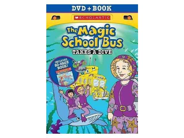 Takes a Dive   The Magic School Bus Wiki   FANDOM powered ...
