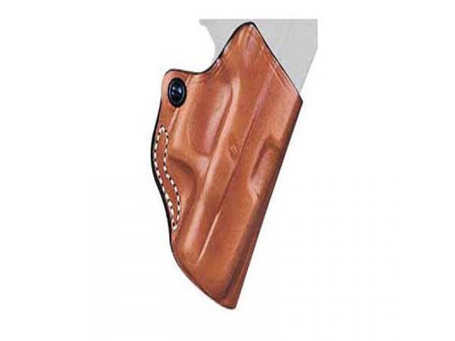 Desantis Mini Scabbard Belt Holster, Fits Glock 43 with Streamlight TLR6,  Right Hand, Tan Leather 019BA0CZ0 - Newegg com