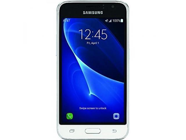 AT&T GoPhone - 6363A Samsung Galaxy Express 3 Smartphone - Newegg com