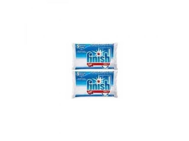 Finish Dishwasher Water Softener Salt For Bosch 2 Pack 8 Lbs