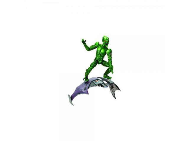 Spider-man Movie Series 1: Super Poseable Green Goblin Action Figure with  Glider and Base - Newegg com