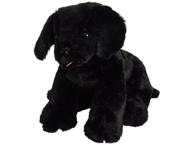 Melissa Doug Benson Black Lab Stuffed Animal Puppy Dog Newegg Com
