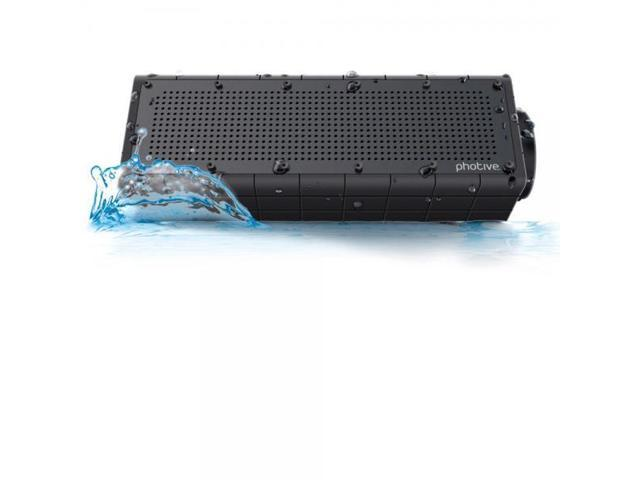 Cool Photive Hydra Wireless Bluetooth Speaker Waterproof Rugged Portable With Built In Subwoofer And Long Battery Uwap Interior Chair Design Uwaporg