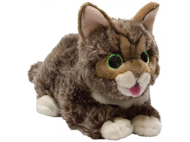 Cuddle Barn Lil Bub Glow And Purr Adorable Kitten Cat Kitty Plush