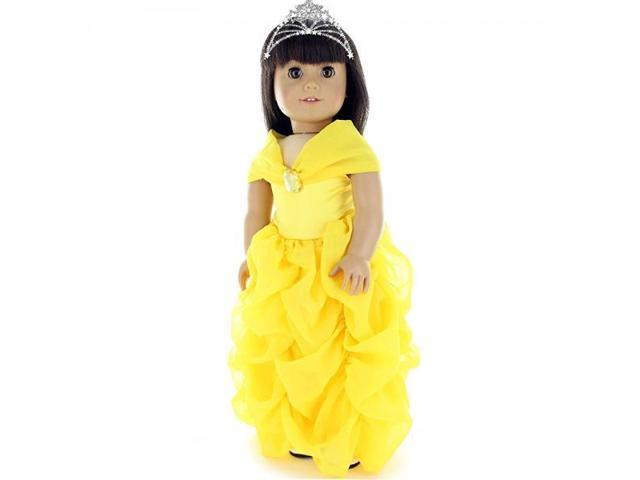 a7621739dee Doll Clothes - Princess Dress Outfit Fits American Girl Doll