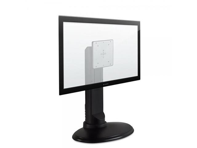 Mount It Height Adjule Monitor Stand Counterbalance Single Computer Screen Riser Fits 24