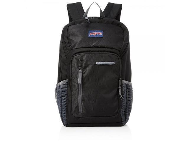 official site classic beauty JanSport Impulse Laptop Backpack (Black Triangle Dobby) - Newegg.com
