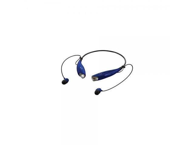 e2ef1f65c3e ILIVE IAEB25BU Bluetooth(R) Neckband Earbuds (Blue) - Newegg.com