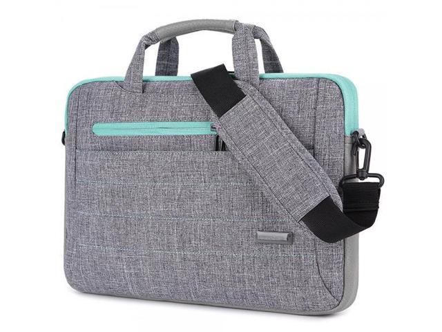 1a71e8b6ba11 Brinch 15 - 15.6 Inch Multi-functional Suit Fabric Portable Laptop Sleeve  Case Shoulder Messenger Bag Briefcase for Laptop, Tablet, Macbook, Notebook  ...
