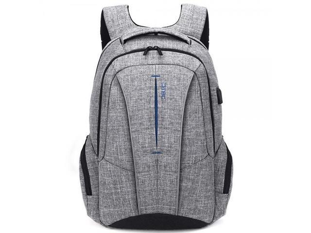 74d0f1f43b DTBG 17 Inch Laptop Backpack with USB Charging Port Anti-theft Pockets