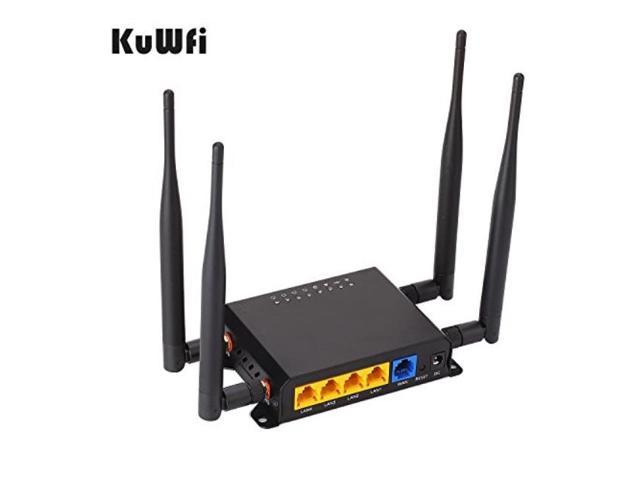 kuwfi 300mbps 3g 4g lte car wifi wireless external antenna. Black Bedroom Furniture Sets. Home Design Ideas