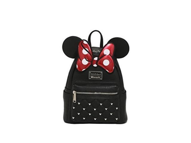 49121c9314 Loungefly x Disney Minnie Mouse Mini Backpack - Newegg.com