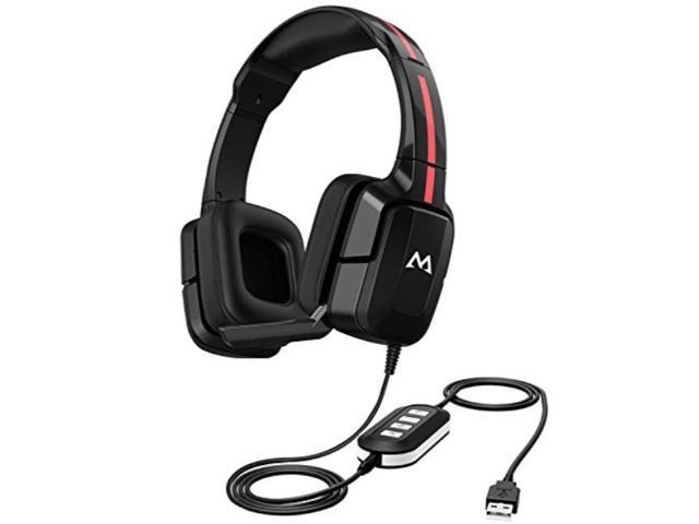Mpow Eg2 Gaming Headset 40mm Driver Stereo Sound Foldable Noise