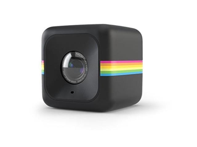 Polaroid Cube ACT II HD 1080p Lifestyle Action Video Camera (Black) -  Updated Features 5a4de26ec5