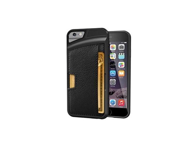 low priced f991f fee2c Silk iPhone 6/6s Wallet Case - Q CARD CASE [Slim Protective CM4 Credit Card  ID Phone Cover] -Wallet Slayer Vol.2 - Gunmetal Gray - Newegg.com