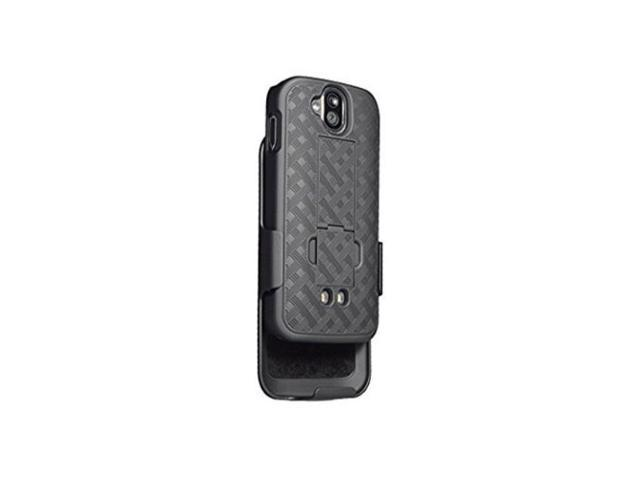 kyocera Duraforce Pro Case E6810, E6820, E6830 Shell Holster Combo With  Belt Clip Black Casetek - Newegg com