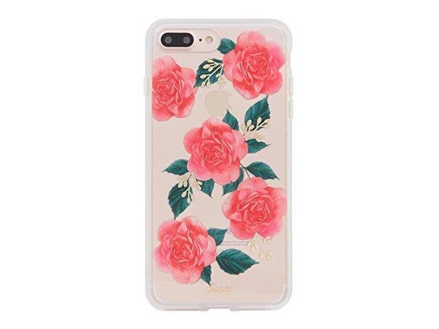 outlet store sale f95e7 80a5f iPhone 8 PLUS/iPhone 7 PLUS, Sonix BRIAR ROSE Cell Phone Case - Military  Drop Test Certified - Retail Packaging - SONIX Clear Case Series for Apple  ...