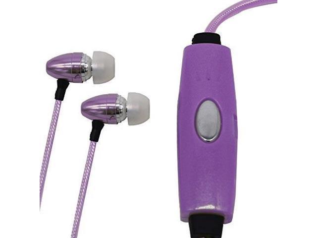 87a519e2887 Soundlogic Xt In Ear Headphones Lightup Earbuds With Mike Deep B