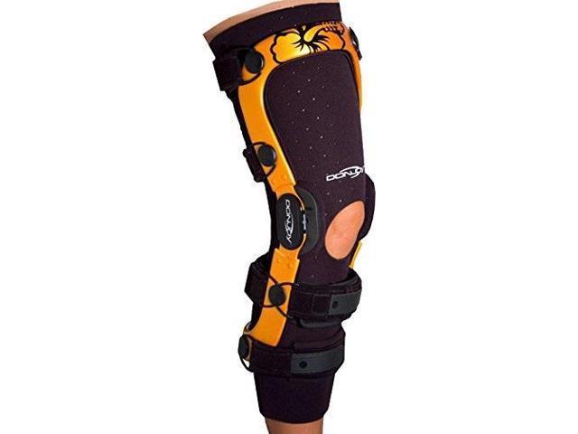 9543041508 donjoy knee brace undersleeve, open patella, neoprene, medium ...
