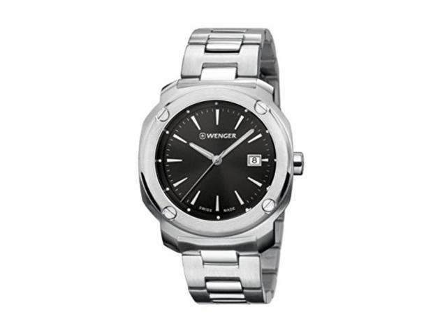 4964804e2d8 wenger men s edge index watch quartz sapphire crystal 01.1141.109 ...