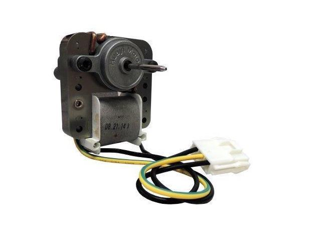 edgewater parts 297250000 evaporator fan motor with wire harness, 115v,  compatible with frigidaire,