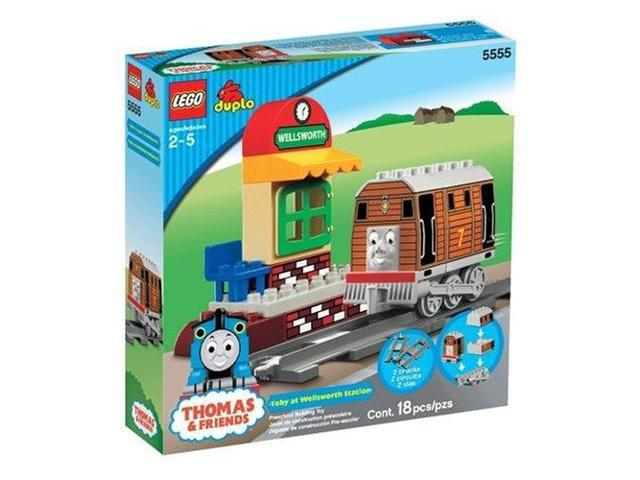 Lego Duplo Thomas Friends Toby At Wellsworth Station