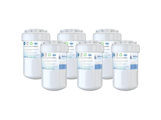 Replacement Water Filter Compatible with GE GSH25JSRFSS Refrigerator on