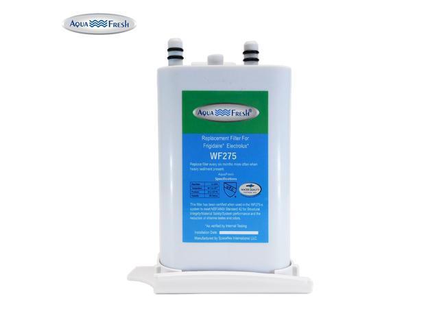 Replacement Refrigerator Water Filter WF275 For Frigidaire FRS6LF7GS4 by  Aqua Fresh (Single Pack) - Newegg com