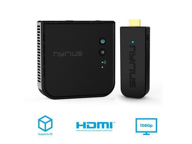 Nyrius ARIES Pro NPCS600 Wireless HD Video Transmitter & Receiver ...