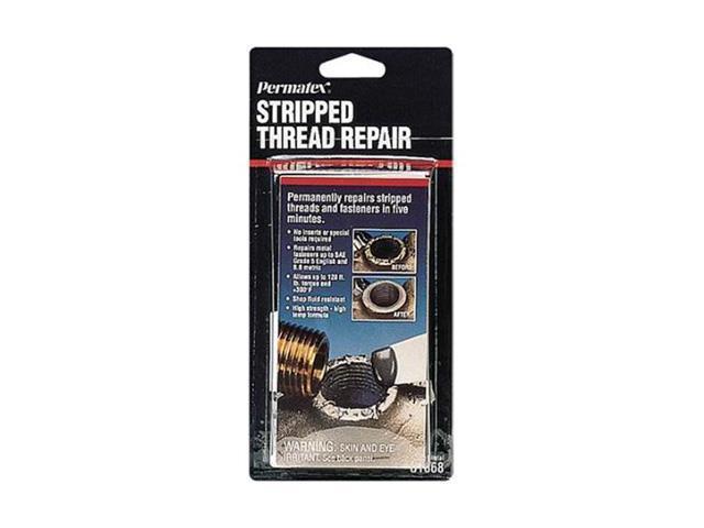 Permatex Stripped Thread Repair Kit at Motorcycle ...