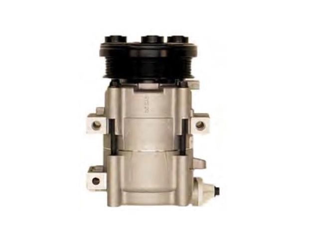 Oem Valeo A C Compressor Fits Lincoln Navigator Mark Lt Mark Viii 471