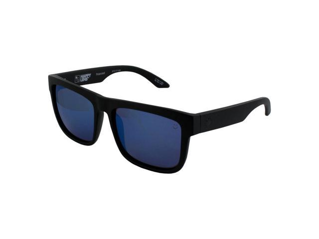 f77959aded07c Spy Discord Sunglasses Matte Black Happy Bronze Polarized Blue Spectra Lens  Mens