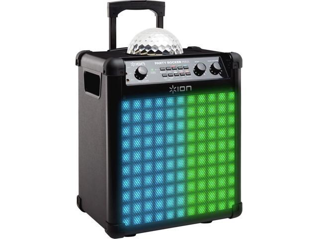 ION IPA73P Audio Party Rocker Max Bluetooth Speaker (Black)