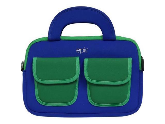 Epik Learning Company ELC01BLGR HighQ Case for 7/8 Tablets - Blue/Green  ELC01-BLGR - Newegg com