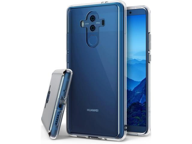 huge discount 733f2 21d00 Huawei Mate 10 Pro Case, Ringke [FUSION] Crystal Clear PC Back TPU Bumper  Natural Shape Protection Cover - Clear - Newegg.com