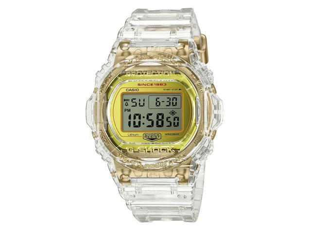 separation shoes 3b45b 471b1 Casio DW5735E-7 G-Shock Limited Edition Men s Watch Clear 45.4mm Resin