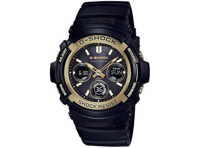108d097a5 Casio AWGM100SBG-1A Mens Black Ana-Digi Sport Watch - Newegg.com