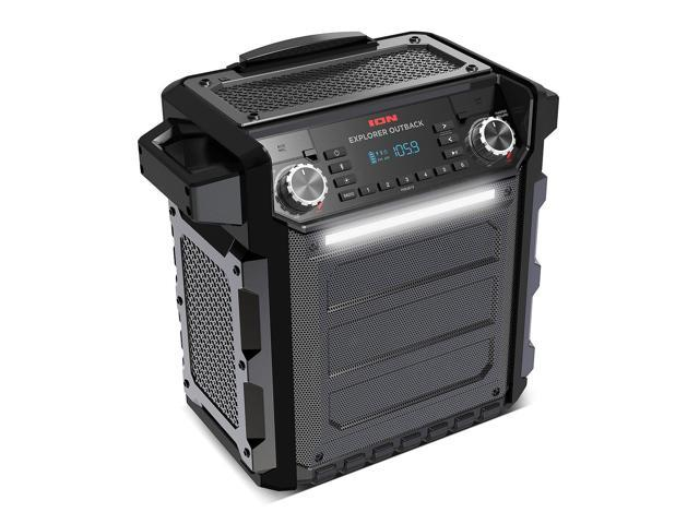 Ion Explorer Outback Wireless Rechargeable Speaker